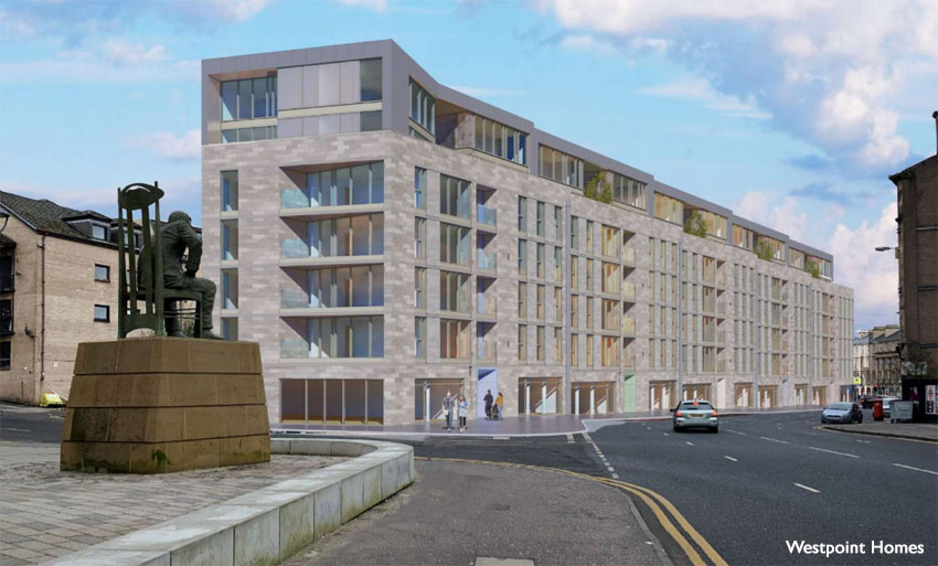 APPEAL Lodged Over Rejection Of Police Station Flats Plan