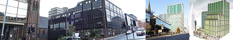 'BOLD And Distinctive' City Centre Hotel Development Gets Go-Ahead