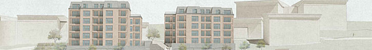 DEVELOPER Submits Plans For Apartments Near Canal At Craighall