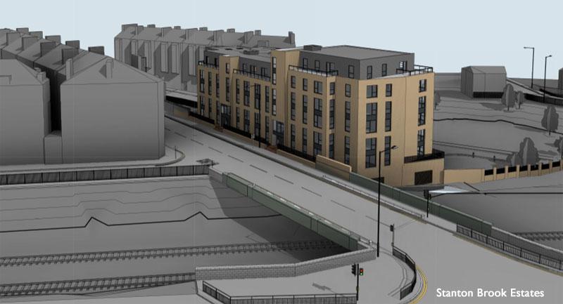 DENNISTOUN Apartments Development Appeal Fails