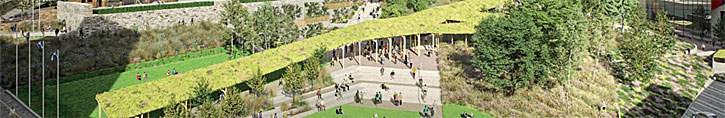 CITY Centre Gardens To Be Revitalised As University's 'Heart Of Campus'