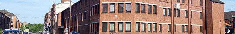 APARTMENTS Plan For Empty Glasgow East End Job Centre