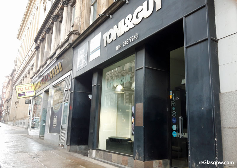 RESTAURANT Plan For City Centre Hairdressers Makes The Cut