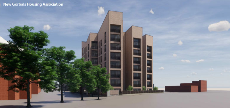 PLANNERS Recommend Go-Ahead For Car-Free Gorbals Flats