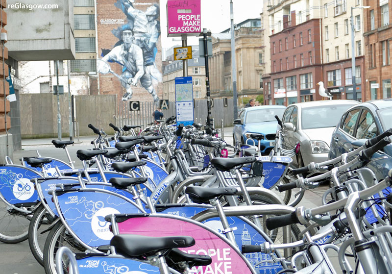 NEW Bike Hire Points Going Live As Scheme Marks Million Milestone