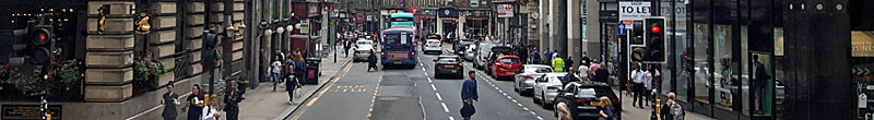 MILES Of City Centre Road Space To Become People-Friendly — Including One-Third Of Street Parking Bays