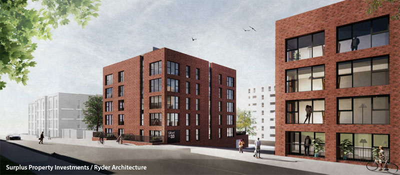 APARTMENTS Plan For Yorkhill Site Gets Go-Ahead