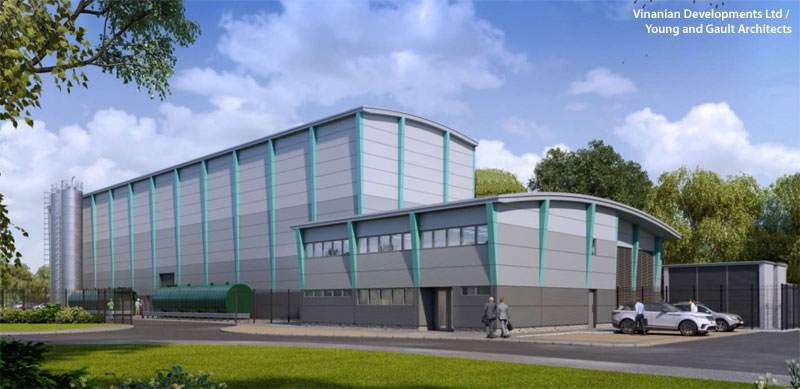 PERMISSION Given For 24/7 Plastic Recycling Plant At Cardonald