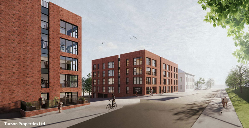 PLANNERS Asked To Approve Scaled-Down Yorkhill Apartment Block