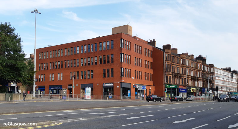 FLATS Conversion Of Empty Anniesland Offices Proposed