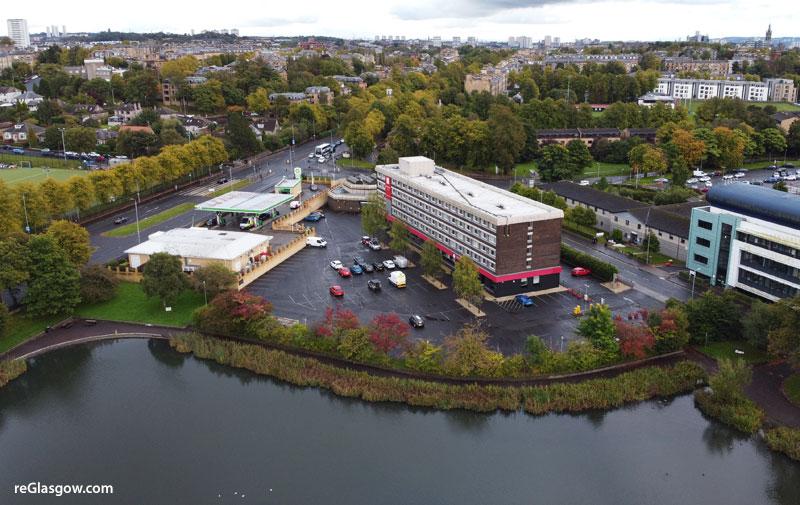 PLAN Put Forward For Residential Development In Hotel Car Park