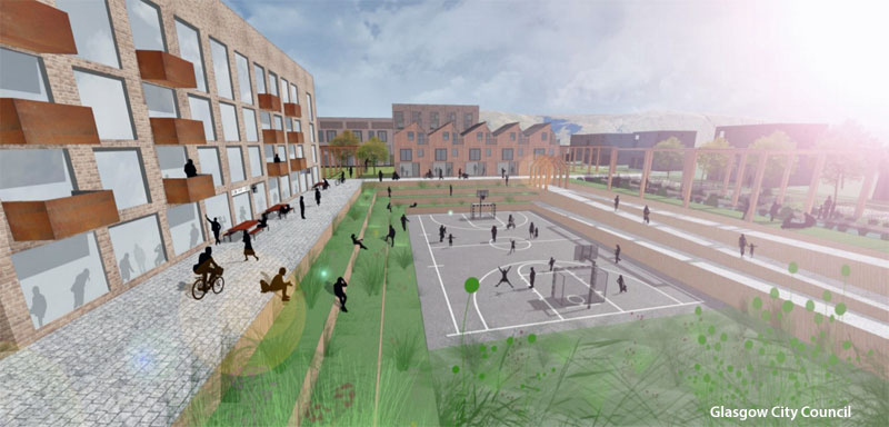 COUNCIL'S Development Vision For North Glasgow Going Out To Consultation