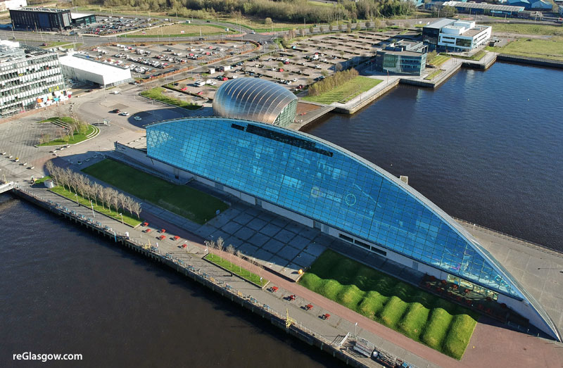 PUBLIC Realm Transformation At Science Centre To Include Exhibits And Active Travel Measures