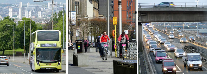 CONSULTATION Starts Over The Way Ahead For Transport In Glasgow