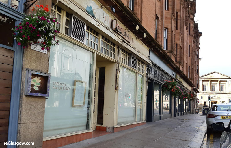 SIX Glasgow City Centre Restaurant Bids Giving Planners Food For Thought