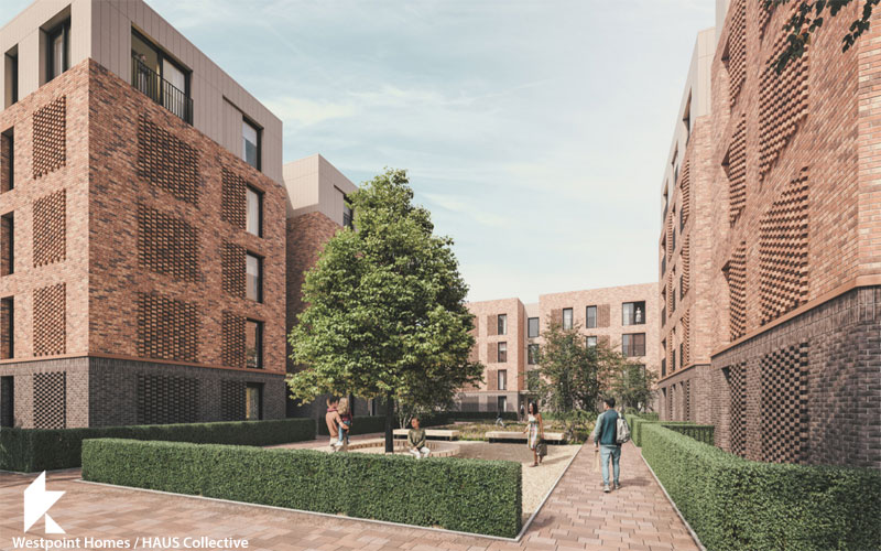 DEVELOPER Gets Go-Ahead For Apartments At Disused Southside Council Yard