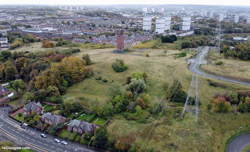 GO-Ahead Given For Hundreds Of Homes At Former Glasgow Hospital Site