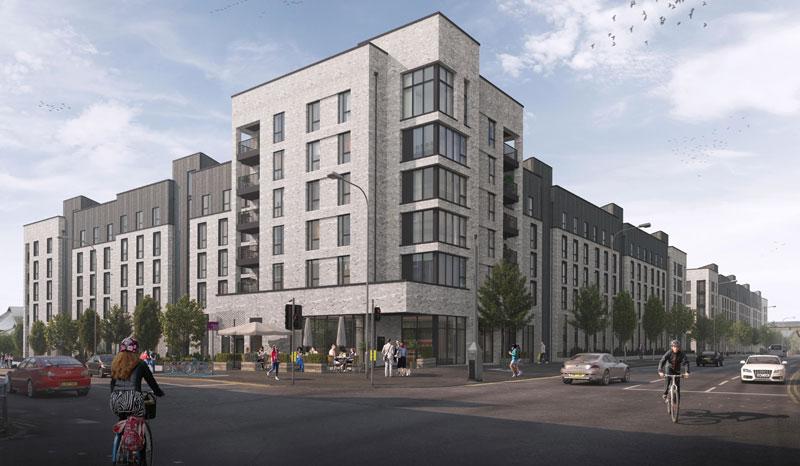 NEW Year Start For Major Housing Development At Landmark East End Site