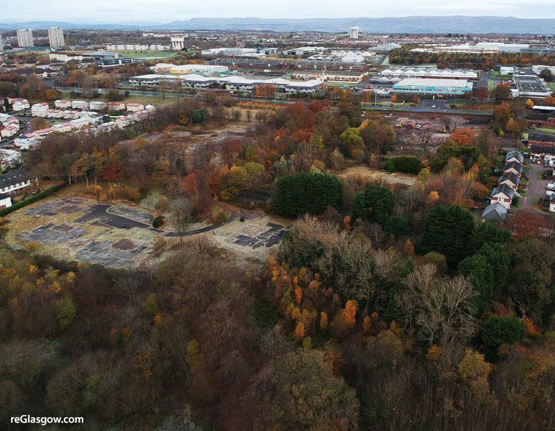 MAJOR Housing Development Proposed For Springboig