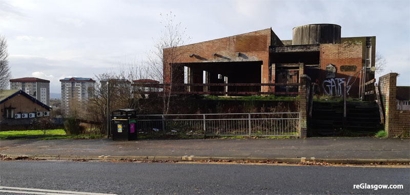 CITY Council Set To Take Action Over Eyesore North Glasgow Building