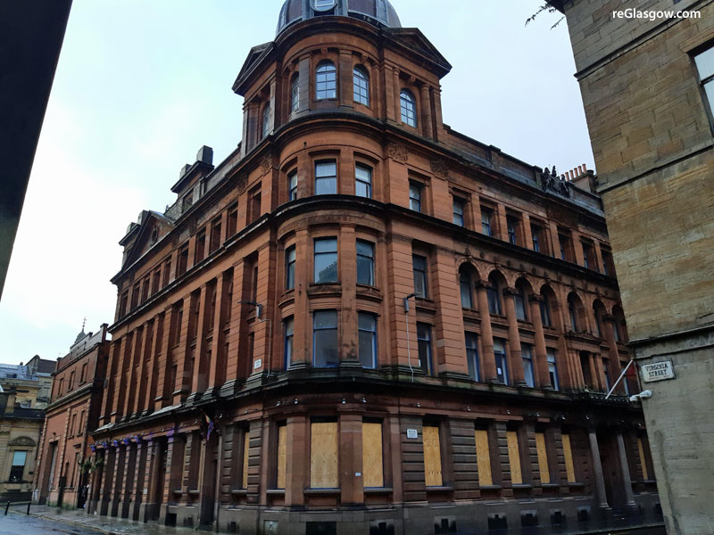 BACKPACKERS' Hostel Plan Revived For Historic Glasgow City Centre Building