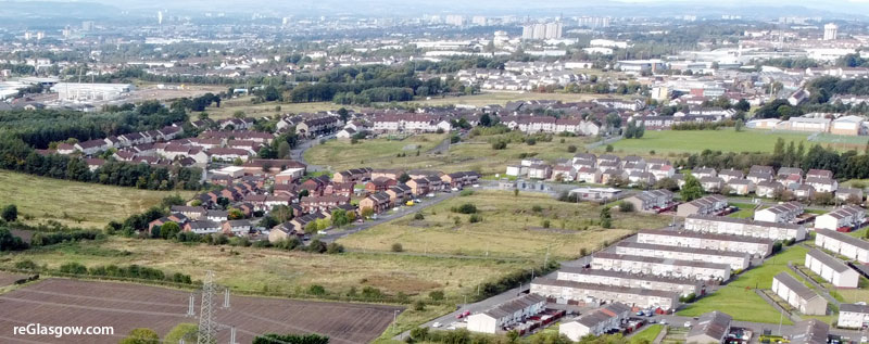 PLANNERS Asked To Renew Permission For Housing On Fields At Easterhouse