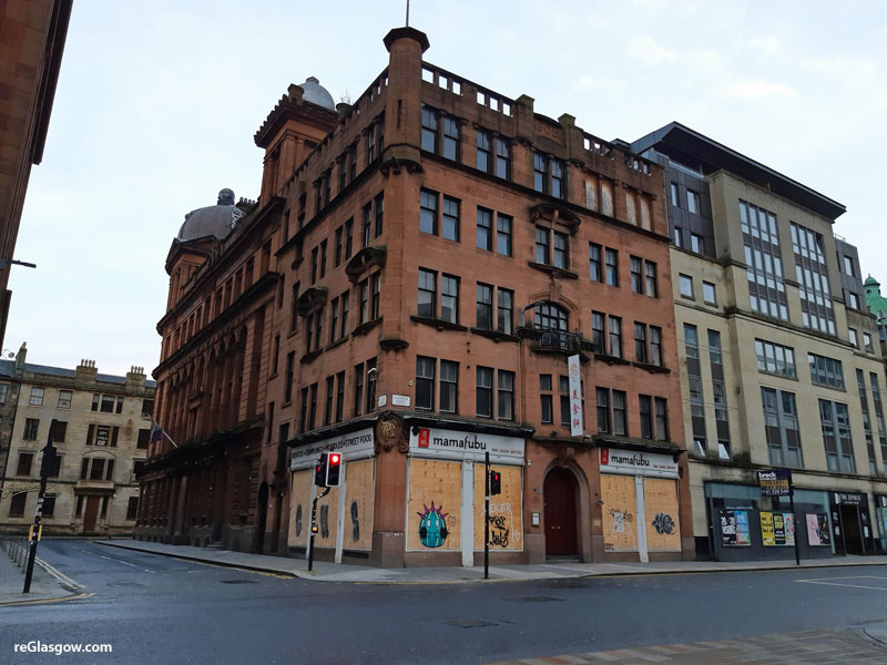 APPLICATION To Turn Historic City Centre Building Into Hotel