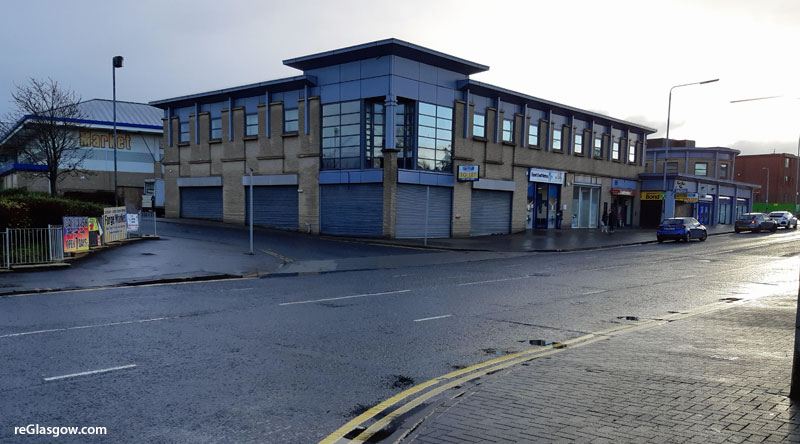 GO-Ahead For Residential Conversion At Empty East End Job Centre