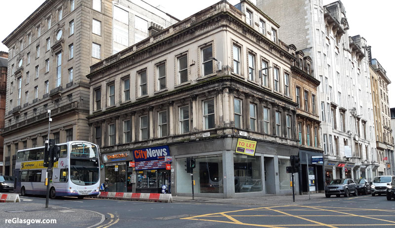 PLAN To Turn Upper Floors Of Historic Building Into Flats