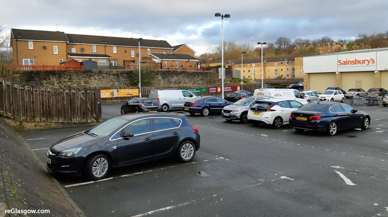 BID To Develop Extra Commercial Space And Improve Car Park At Busy Glasgow Retail Park