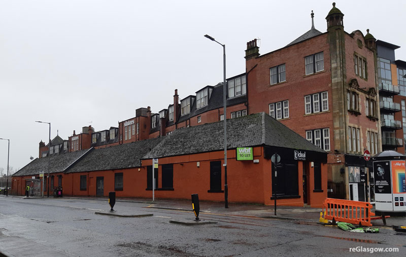 CURTAIN Up On Performing Arts School Plan For Vacant City Centre Retail Premises