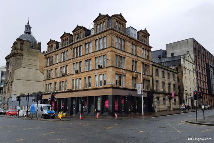 APART-Hotel Proposal Involving Listed City Centre Premises