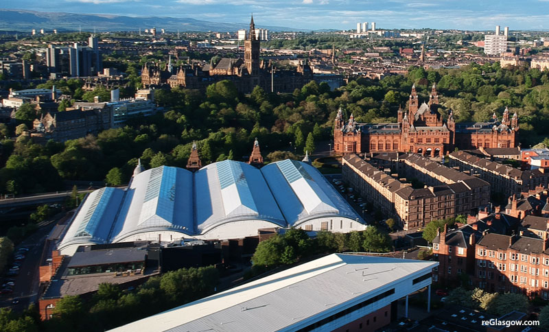 £12MILLION Film And TV Production Facility Proposed For Kelvin Hall