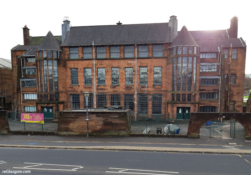 HISTORIC Scotland Street School Set To Become Place Of Learning Again