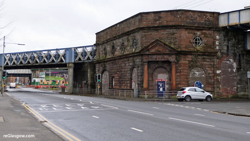 WHEELS Turning On Plan To Breathe New Life Into Old Glasgow Train Station
