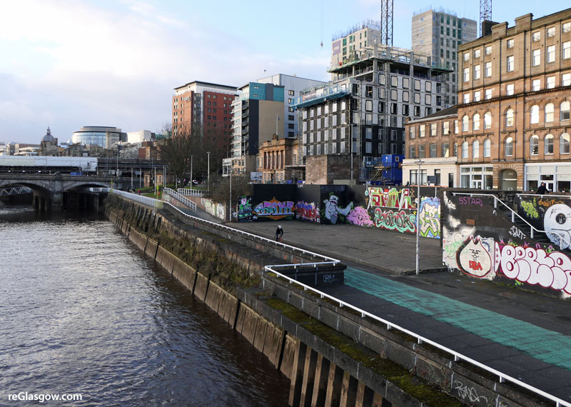 DESIGN Team Appointed For Custom House Quay/Carlton Place River Bank Project