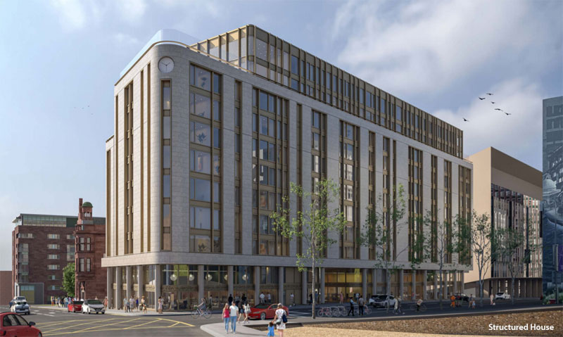 DEVELOPER Submits Plans For High-Profile City Centre Site