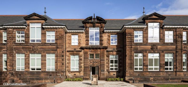 SOUTHSIDE School Housing Development Among Glasgow Schemes In Running For National Honour