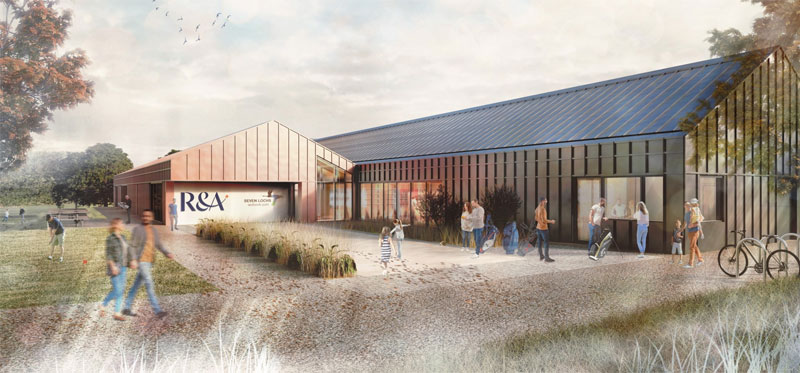 PLANS Teed Up For Innovative Glasgow Golf Centre