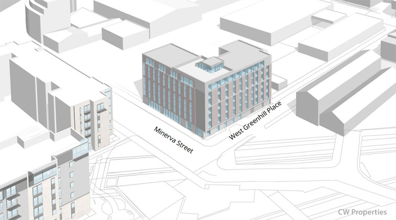 FEEDBACK Sought Online Over Finnieston Student Building Plan