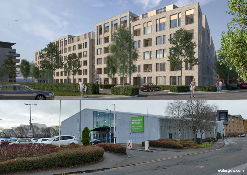 NEARLY 200 Flats Can Muscle In On Finnieston Fitness Centre, Councillors Decide