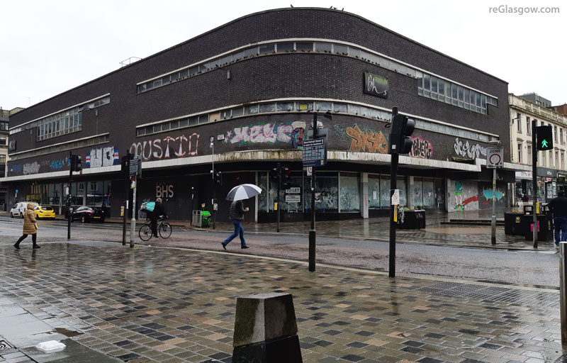 LEADING Retailer's Application For Empty BHS Building Is Approved
