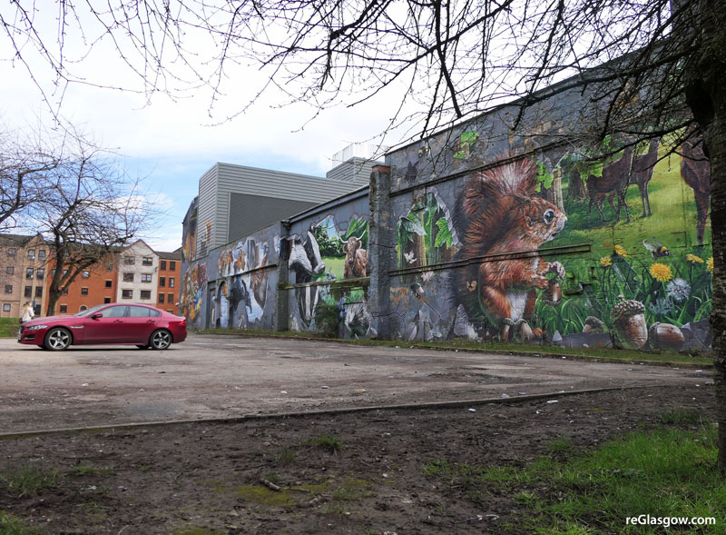 SALE Of Merchant City Mural Site Agreed For Mixed-Use Development