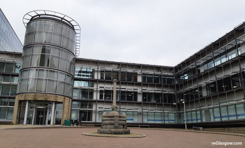 JOB Centre Proposed For Ex-Newspaper Base In Glasgow City Centre