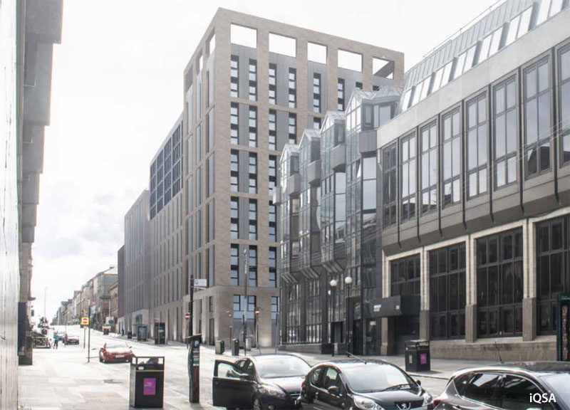 PLANNING Application Submitted For Massive City Centre Student Block