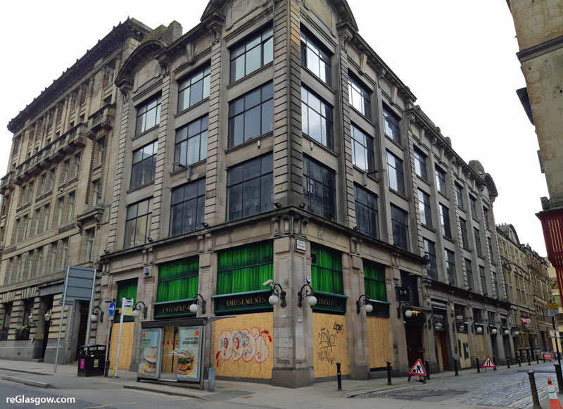SERVICED Apartments Plan For City Centre Building
