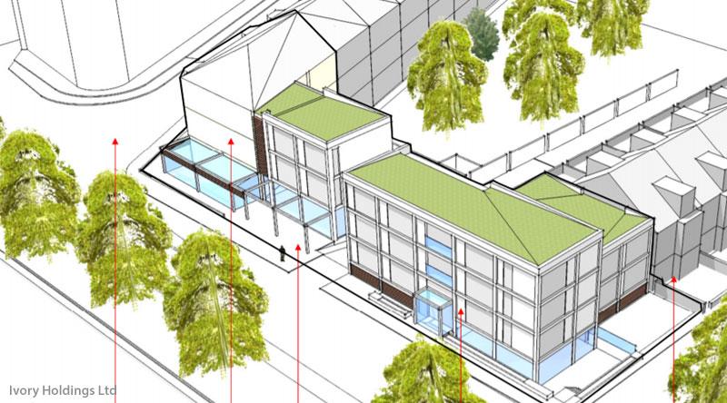 PLAN For Big Expansion Of Long-Established Shawlands Hotel