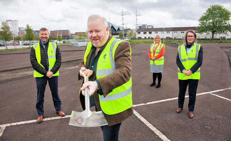 ENABLING Work To Get Underway On £17Million Development At Govan