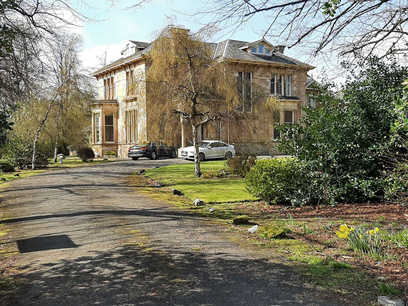 £1MILLION-Plus Asking Price For B-Listed Former Southside Care Home