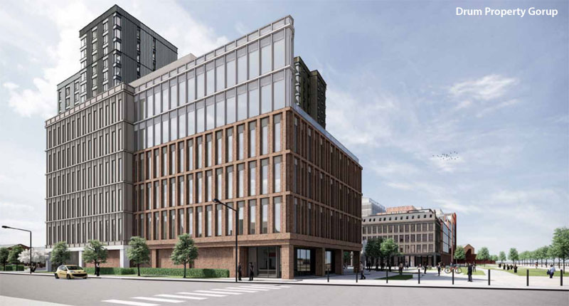SCALED-Down Office Plan Approved For Buchanan Wharf